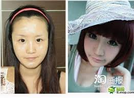 on june 3rd 2016 the internet humor site acidcow 10 posted a gallery of makeup transformation live anime makeup transformation asian