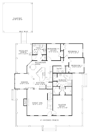 farmhouse plans with porch 4 bedroom house plans porch alovejourney me
