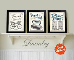 Decor For Laundry Room by Laundry Room Art Old Fashioned Prints French Country Art