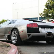 Lamborghini Murcielago Grey - want to drive a lamborghini murcielago exotic car rentals