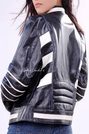 motorbike coats isabella leather jacket