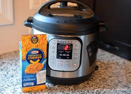 give peas a chance blue box mac and cheese instant pot