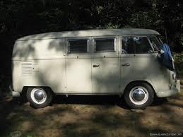 volkswagen minibus camper panel van converted vw camper bus and camper