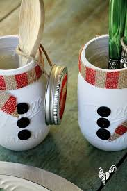 Christmas Package Decoration Ideas by Best 25 Christmas Mason Jars Ideas On Pinterest Mason Jar