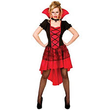 glamorous clothing black glamorous v vire horror fancy dress up