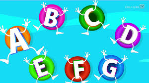 abc songs for children abcd song in alphabet water park