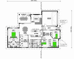 front to back split house split floor plan homes best of baby nursery small level 4 side