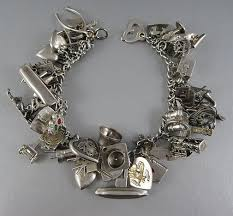 charm bracelet charms sterling silver images 315 best charmed images bracelet charms gold jpg