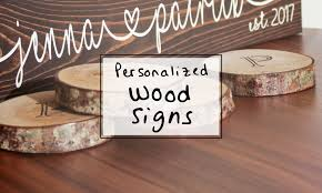 wedding gift signs wedding gift idea personalized wood sign for couples sip bite go