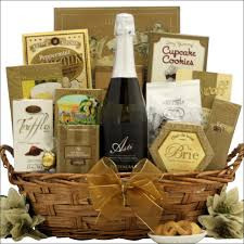 Kosher Champagne Bartenura Asti Spumante Kosher Sparkling Wine Champagne Gift Basket