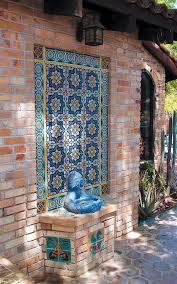 wall decor best 20 outdoor brick wall decorating ideas exterior