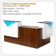 Large Reception Desk L Shape Reception Desk