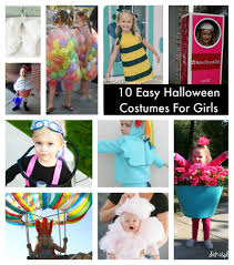 10 easy halloween costumes for girls kiddie academy