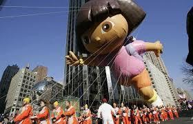 Rick Astley Thanksgiving Day Parade The Macy U0027s Thanksgiving Day Parade In New York Telegraph