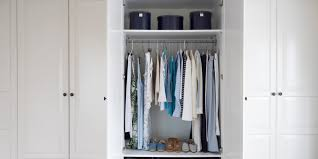 How To Organize Clothes Without A Closet How To Store Your Winter Clothing In The Off Season Huffpost