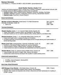 48 resume formats free u0026 premium templates