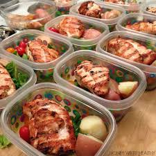 Cheap But Good Dinner Ideas Meal Prep For Healthy Eating Chicken Cacciatore With Brown Rice