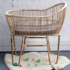 Buy Buy Baby Crib by Rattan Cane Baby Crib By Lu U0026 Barnabe Clever Little Monkey