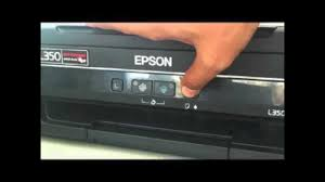 reset printer l210 manual solved red light blinking in epson l110 l210 l300 l350 l355 by ink