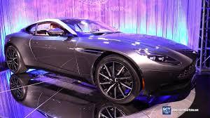purple aston martin aston martin db11 by galpin exterior walkaround 2016 la auto