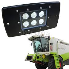 500 watt work light led conversion tiger lights leds for agricultural industrial and offroad