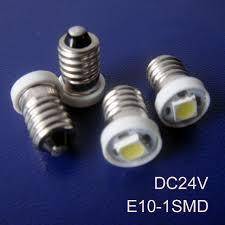 24vdc led indicator light high quality 24v e10 led indicator lights e10 24vdc led bulb led e10