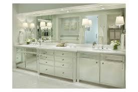 Mirrored Bathrooms Mirrored Sink Vanity Bathroom Throughout Ideas 1 Kathyknaus