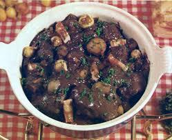 recette de cuisine civet de chevreuil recettes de chevreuil en cuisine traditionnelle gastronomique