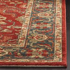 Red Blue Rug Rug Red And Blue Area Rug Wuqiang Co