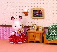 Sylvanian Families Deluxe Living Room Set Toyworld - Sylvanian families living room set