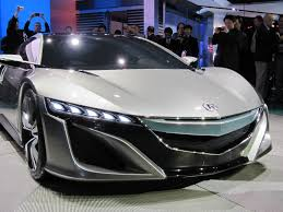 hybrid supercars 2014 acura nsx hybrid supercar will debut january in detroit