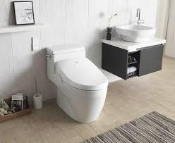 Kohler French Curve Toilet Seat Bio Bidet A8 Serenity Bidet Toilet Seat