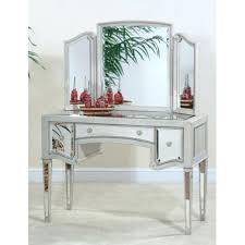 mirrored bedroom vanity table mirror bedroom vanity ultimate accents dressing table mirror