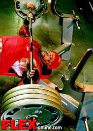 Ronnie Coleman Bench by 6 Favorite Mass Exercises Ronnie Coleman 8 Time Mr Olympia