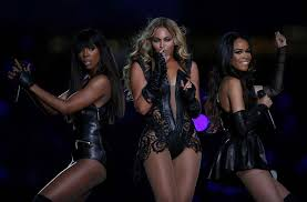 Beyonce brings out Destiny's Child for Super Bowl thrill