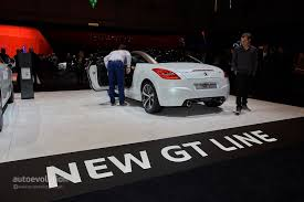 peugeot 208 sedan 2015 peugeot 208 thinks blue in geneva with 79 gram eco model