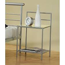 End Tables For Bedroom by Modern Bedside Table For Bedroom Amazon Com