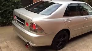 lexus is200 wheels ebay 1999 t lexus is200 2 0 se 4dr saloon sorry now sold youtube