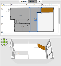 How To Sketch A Floor Plan How To Design A Mezzanine Sweet Home 3d Blog