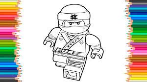 the lego ninjago movie 2017 lloyd coloring page coloring book