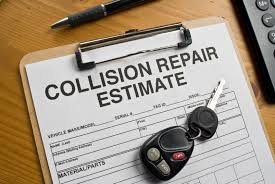 Auto Estimates by How To Keep Collision Repairs As Painless As Possible