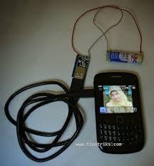 cara membuat powerbank menggunakan baterai abc membuat charger hp menggunakan baterai aa totrik