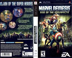marvel nemesis rise imperfects usa iso u003c psp isos