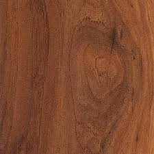 Where To Get Cheap Laminate Flooring Trafficmaster Dark Brown Hickory 7 Mm Thick X 8 1 32 In Wide X 47