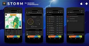 app for android weather underground launches app for android