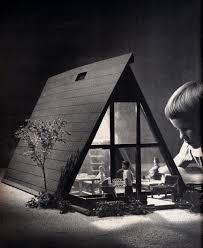 A Frame House Kevin Kidney A Frame Doll House