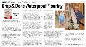drop and done waterproof flooring