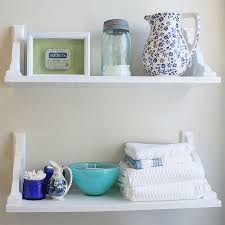 home dzine bathrooms ideas for bathroom shelves