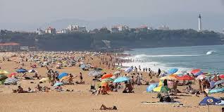la chambre d amour à anglet chambre d amour la barre d où viennent le nom des plages d