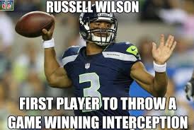 Seahawks Memes - a roundup of the best memes about last night s blown call in the
